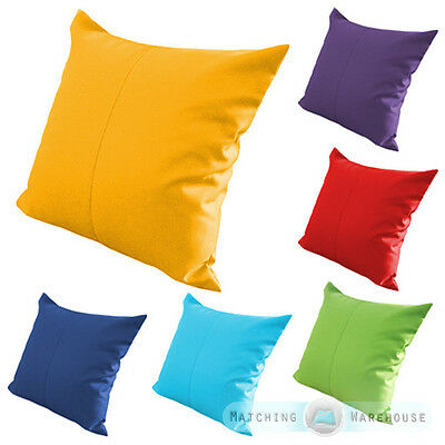 Waterproof Garden Cushion Furniture Cane Filled Pad Seat Bench Outdoor from 4.99