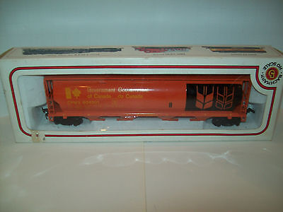 Bachmann 5 HO Scale 43-1031-G7 55/' Grain Car Government of Canada