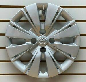 2012-2014-Toyota-YARIS-15-034-Hubcap-Wheelcover-Factory-Original