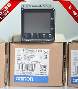 1PCS Brand New Omron Temperature Controller E5CC-QX2ASM-800 100-240 VAC #E-S3 GY