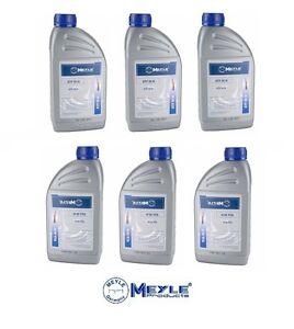 Details about 6-Liters For Mercedes Automatic Transmission Fluid MB Spec  236 10