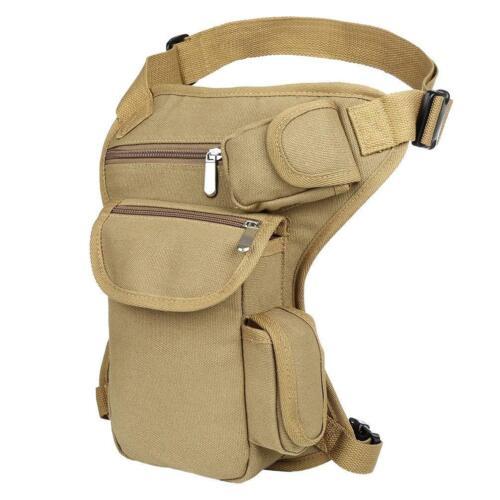 Taktische Drop Bein Tasche militärische Oberschenkel Panel Tasche Gürteltasche Bauch- & Gürteltaschen