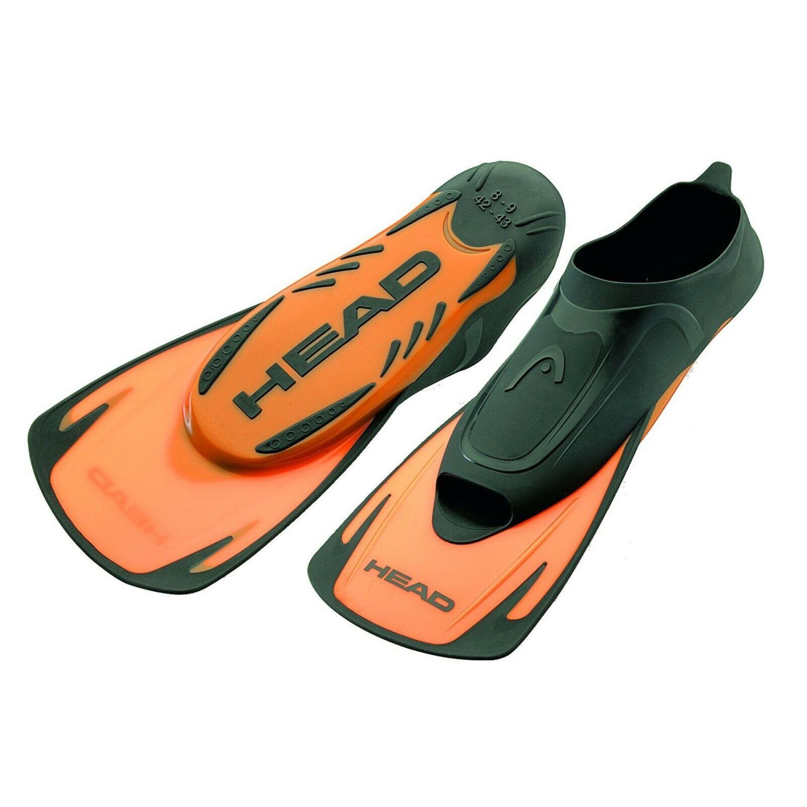 Head Swim Fin Energy Training Flippers