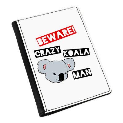 RFID Passport Holder Cover Traveling Passport Case Funny Cow Animal Cartoon