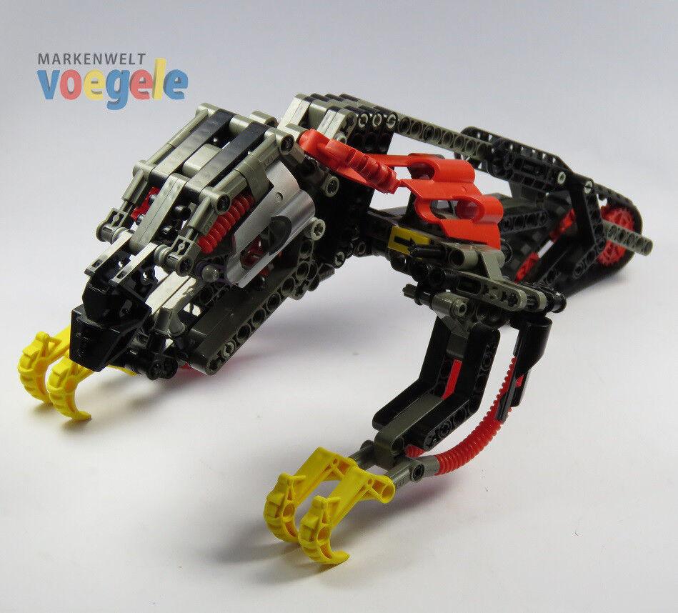 Lego Bionicle Technic Set 8538 Muaka Rahi Red Technology with Snap-On Function