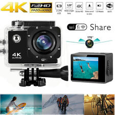 Ultra 4K Full HD 1080P Video Recorder Sports Camera WiFi Cam DV Action Camcorder