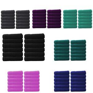 24x-toallas-de-tocador-Franelas-100-Puro-Algodon-Toalla-Suave-De-Secado-Rapido-de-Lujo