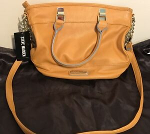 Image Is Loading Steve Madden Orange Handbag