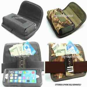 Pouch-Holster-Cover-Horizontal-Metal-Belt-Clip-FOR-Otterbox-Defender-Case-Camo