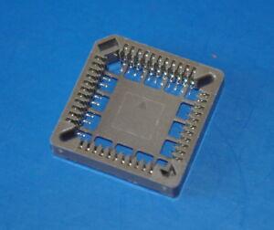 PLCC-44 Sockel SMT für zbsp. ADV101KP30 (Amiga 1200 Video DAC) - 44 polig