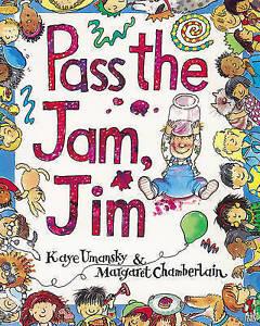Pass-the-Jam-Jim-Umansky-Kaye-Used-Good-Book