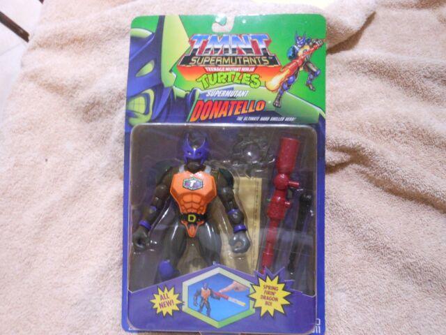 Donatello TMNT Supermutants 1994 Teenage Mutant Ninja Turtles NEW IN PACKAGE