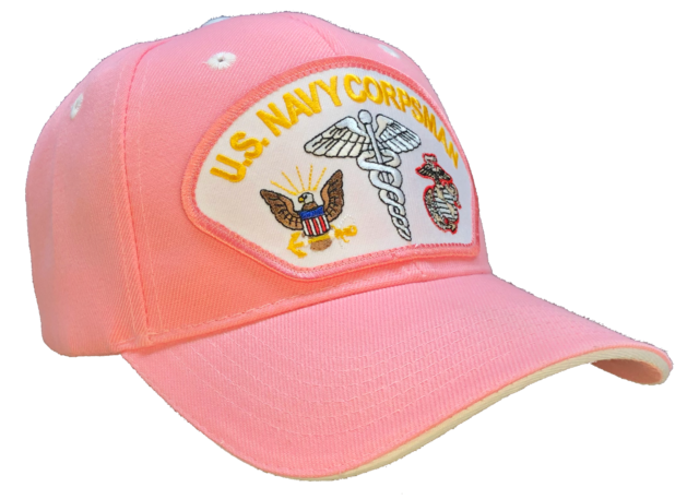 a4a7b52e17a2a2 ... where to buy corpsman hat us navy usmc marine corps pink ball cap f3d91  dfed2 ...