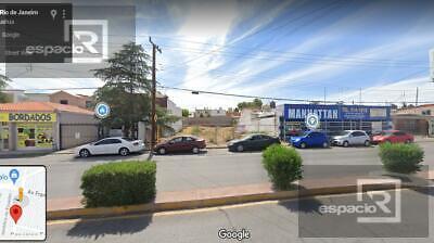 TERRENO LOTE EN VENTA EN CALLE RÍO DE JANEIRO PANEMERICANA ZONA COMERCIAL CHIHUAHUA