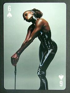 1 X Playing Card Body Art Makeup By Nadine Luke Mac Makeup Ebay