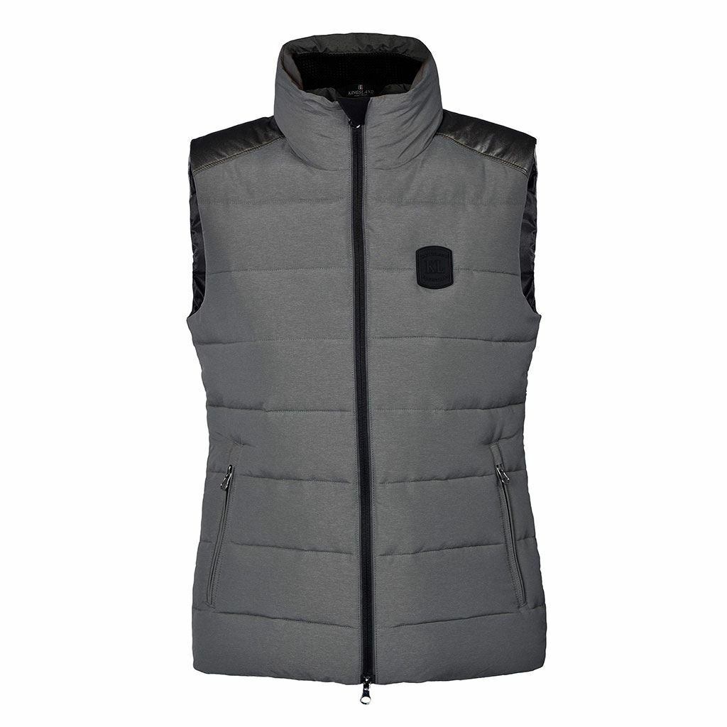 Kingsland Matthews Body Warmers - Unisex Ladies Mens Gilet Horse Riding Equine