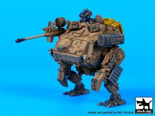 """Black Dog 1//72 StuG III Auf ZuX 66 P /""""Arminius/"""" Mech Walker Robot SFT72007"""