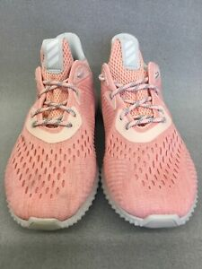 Adidas-BW1195-Women-039-s-Alphabounce-HPC-AMS-w-Running-Shoe-Pink-Size-7-5-US-BR33