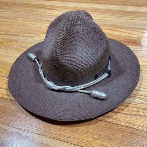 Stratton Lawman Campaign Hat Law Enforcement Felt Straw