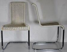 TECTA Mod. b3 6 x Kragstuhl/Stuhl/Stühle/Freischwinger/dining-chair/Esszimmer