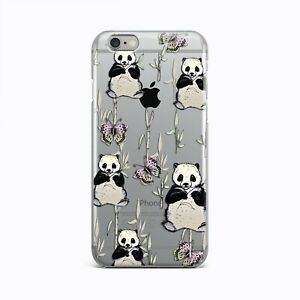 Cute-Panda-New-iPhone-XR-XS-Max-Silicone-Cover-Animal-iPhone-6s-7-8-Plus-X-Case