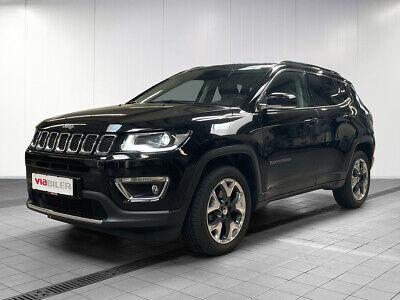 Annonce: Jeep Compass 2,0 M-Jet 170 Limi... - Pris 329.700 kr.