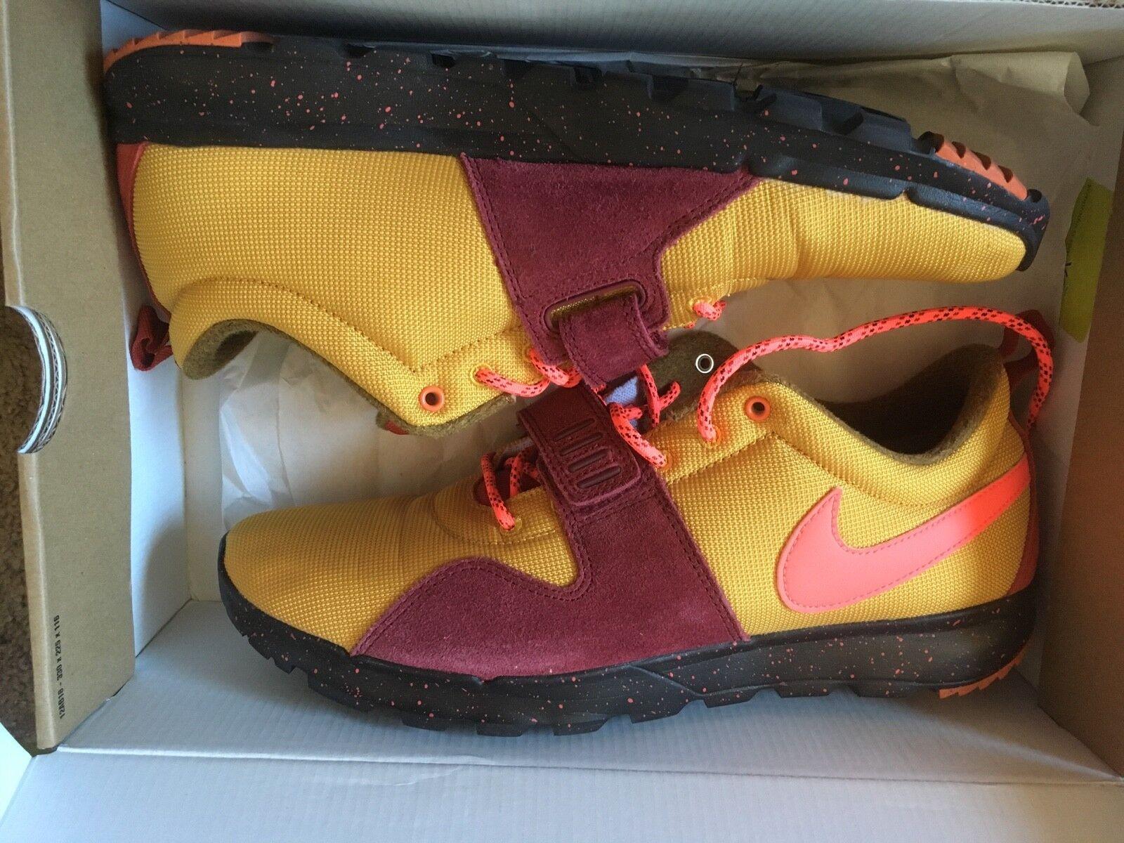 Nike SB Acg Trainerendor Sneakers Poler Men's US 10.5     CM 28.5
