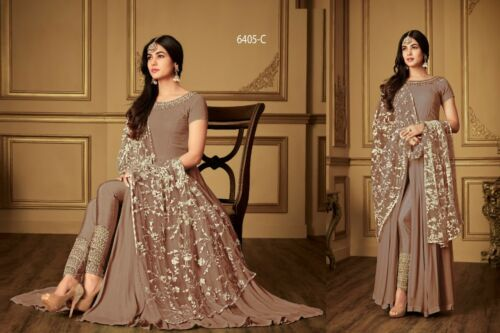 Anarkali Salwar Bollywood Kameez abiti Designer sposa F da di Shalwar di Wear rr6d8xqw