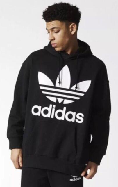 apodo garrapata mayoria  Adidas Originals Men's ADC F Hoody Hoodie Black BQ1878 Size XL $90 for sale  online
