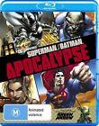 Superman / Batman - Apocalypse (Blu-ray, 2010)