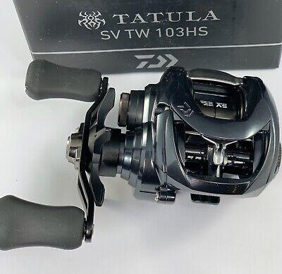 TTUSV103XS Daiwa Tatula SV TW 103 Baitcasting Reel RH 8.1:1