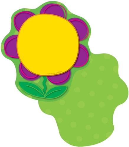 Flowers Mini Cut-Outs Carson Dellosa CD-120160