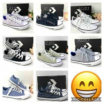 Tous les types Converse Femme Chuck Taylor All Star Madison Basse ...