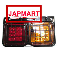 UD TRUCK BUS AND CRANE CPC12 1989-1991 REAR TAIL LAMP ASSY DEL6170JMR1