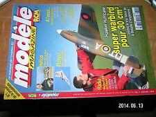 Modele Magazine RCM n°704 plan encart K.Nar / Xeno Voyager IMZ 50 Cessna 182