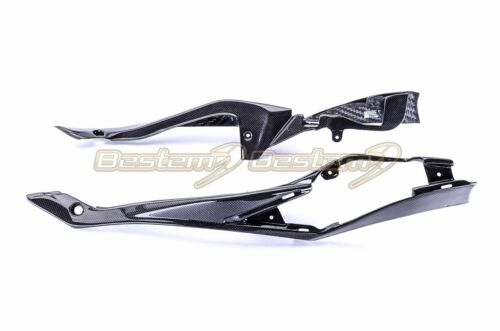2008-2010 GSX-R 600 750 Carbon Fiber Tail Side Cover Body Trim Panel GSXR 2009