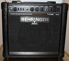 Behringer V-TONE GM108 15 watt Guitar Amp