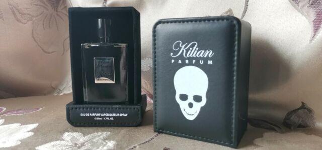 Black Phantom by Kilian Eau De Parfum MEMENTO MORI 50ml/1.7Oz, In a leather box