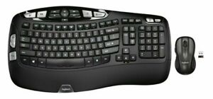 BRAND NEW Logitech MK550 Wireless Comfort Wave Combo (Mouse and Keyboard)