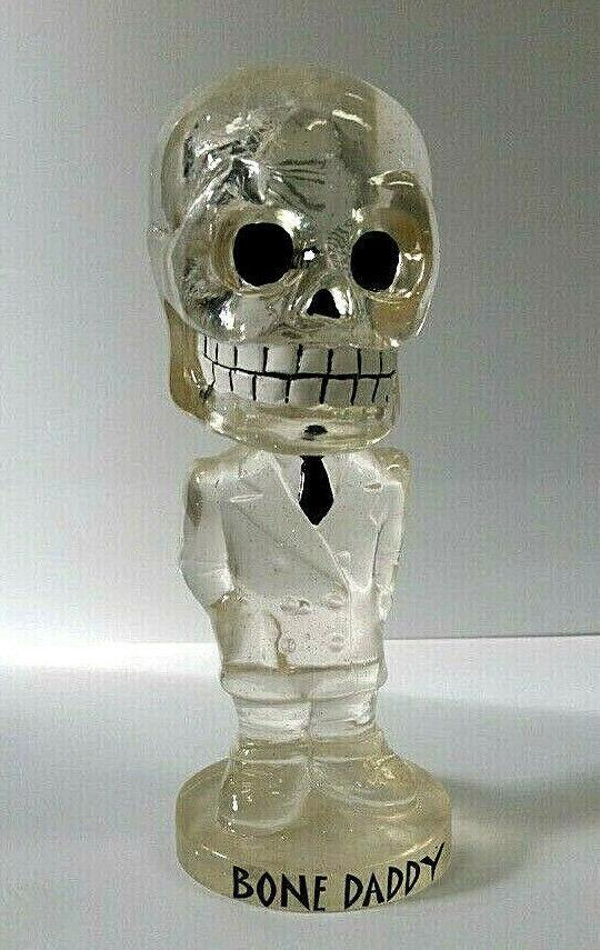 BONE DADDY crystal resin bobble-head 15cm Funko
