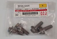 Lexus Factory Rear Caliper Bolt Set 2006-2012 Is250 Is350