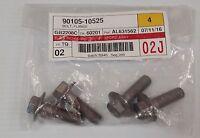 Lexus Factory Rear Caliper Bolt Set 2006-2012 Is250 Is350