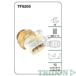 TRIDON-FAN-SWITCH-FOR-Volkswagen-Transporter-IV-01-93-12-04-2-5L-AAF-10VTFS205