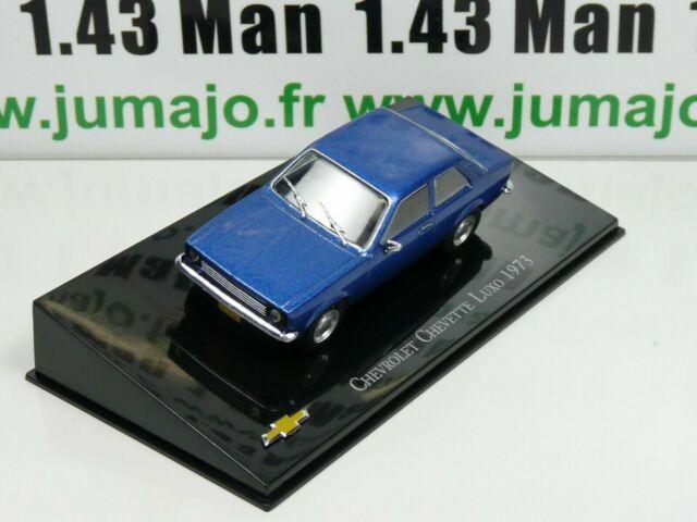 CVT8 voiture 1/43 IXO Salvat BRESIL CHEVROLET : Chevette Luxo 1973