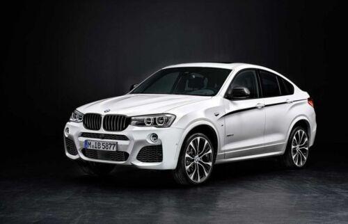 RRP £134 BMW F25//F26 M Performance Kidney Grilles 51712337762//3