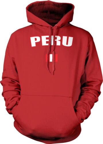 Peru Peruvian Incan Inkan Flag Macchu Picchu Flag Pride Hoodie Pullover