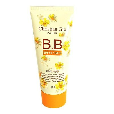 [made in korea]Christian Gio SPF40/ PA++ Blemish Balm Cream 50ml/BB cream/Makeup