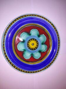 Ceramica De Simone Catania.Dettagli Su Ceramiche De Simone Piatto Da Collezione Decorato