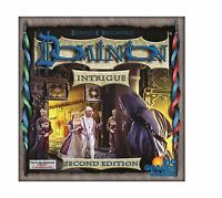 Dominion: Intrigue 2nd Edition Board Game Free Shipping