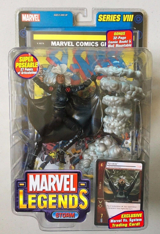 Marvel Legends 6  Action Figure Series 8 STORM BRAND NEW